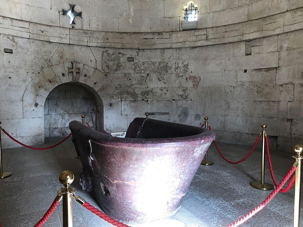 Ravenna - Mausoleo Theorodico