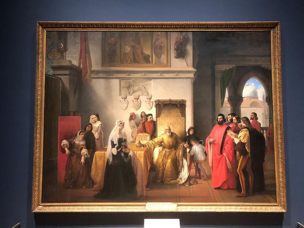 Pinacoteca di Brera - Milan Italy
